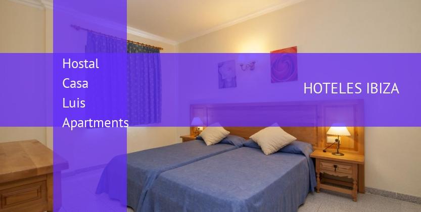 Hostal Casa Luis Apartments opiniones