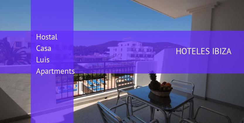 Hostal Casa Luis Apartments reservas