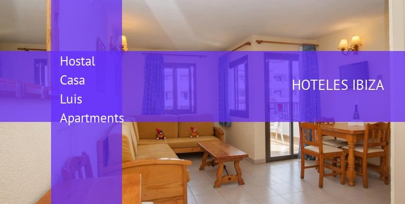 Hostal Casa Luis Apartments reverva