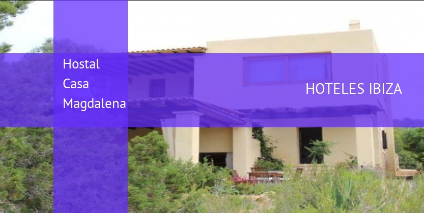 Hostal Casa Magdalena booking