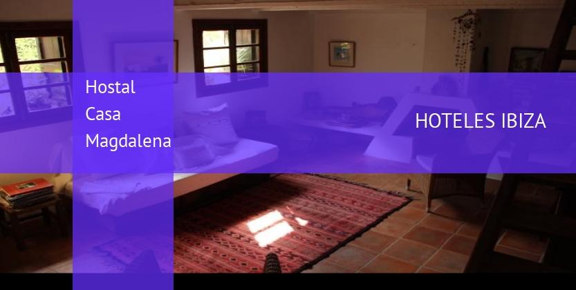 Hostal Casa Magdalena reservas