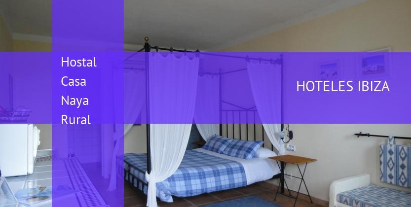 Hostal Casa Naya Rural reverva