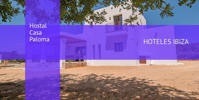 Hostal Casa Paloma