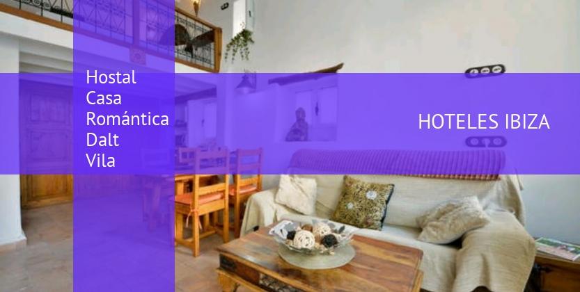 Hostal Casa Romántica Dalt Vila baratos