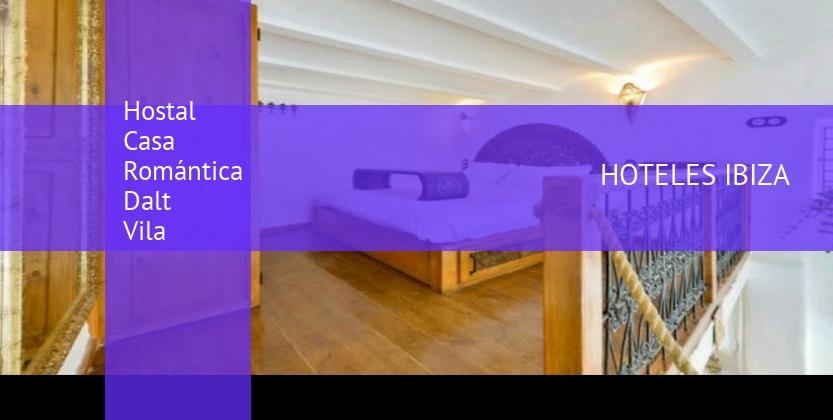 Hostal Casa Romántica Dalt Vila opiniones