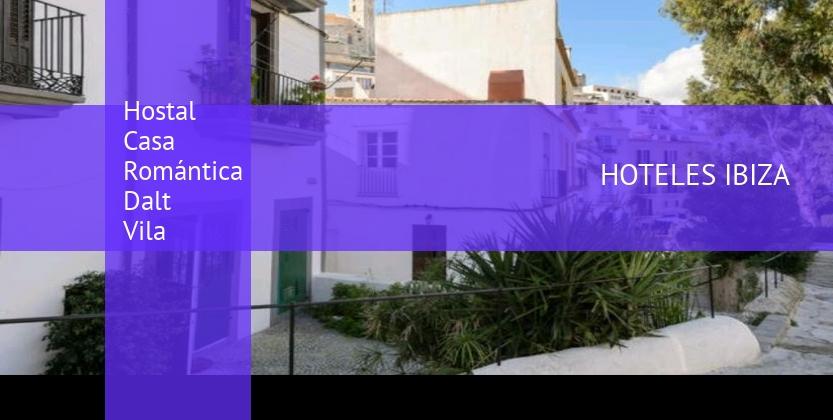 Hostal Casa Romántica Dalt Vila reverva
