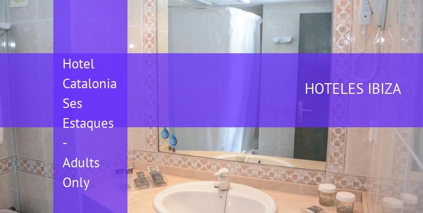 Hotel Catalonia Ses Estaques - Solo Adultos booking