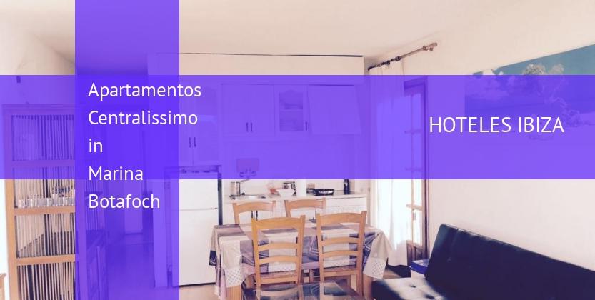 Apartamentos Centralissimo in Marina Botafoch barato
