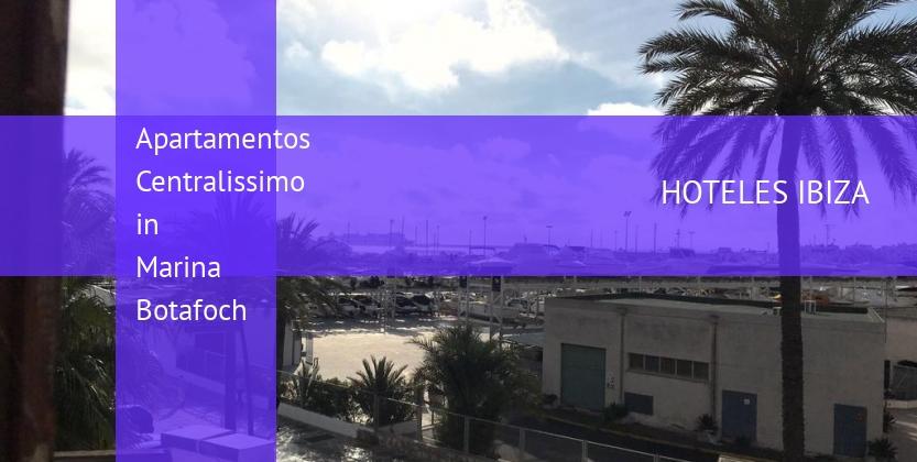 Apartamentos Centralissimo in Marina Botafoch baratos
