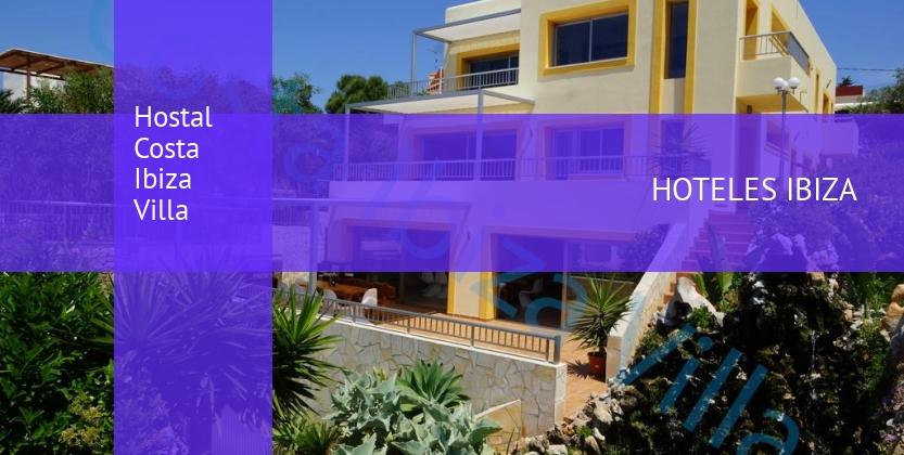 Hostal Costa Ibiza Villa barato