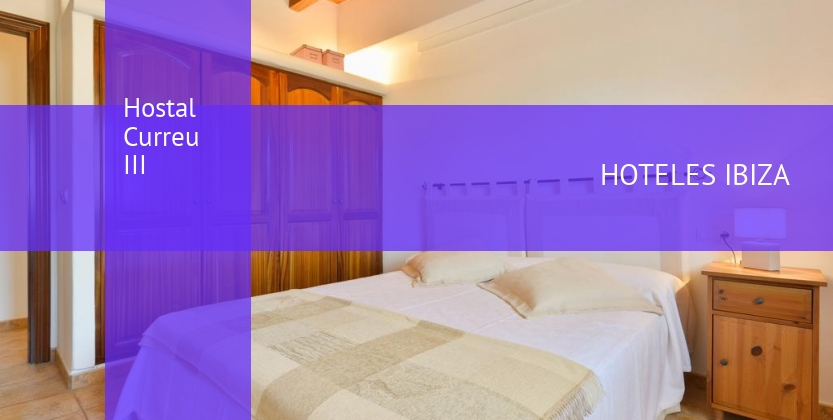 Hostal Curreu III reverva