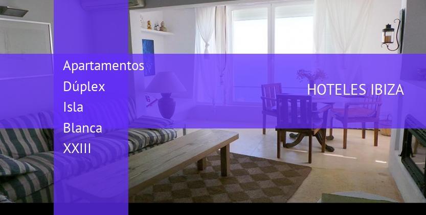 Apartamentos Dúplex Isla Blanca XXIII reservas