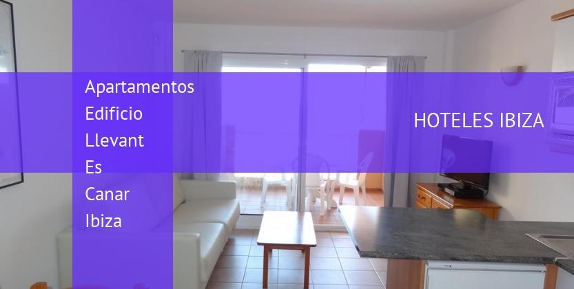Apartamentos Edificio Llevant Es Canar Ibiza barato