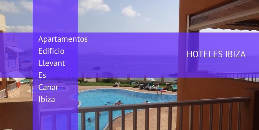 Apartamentos Edificio Llevant Es Canar Ibiza opiniones