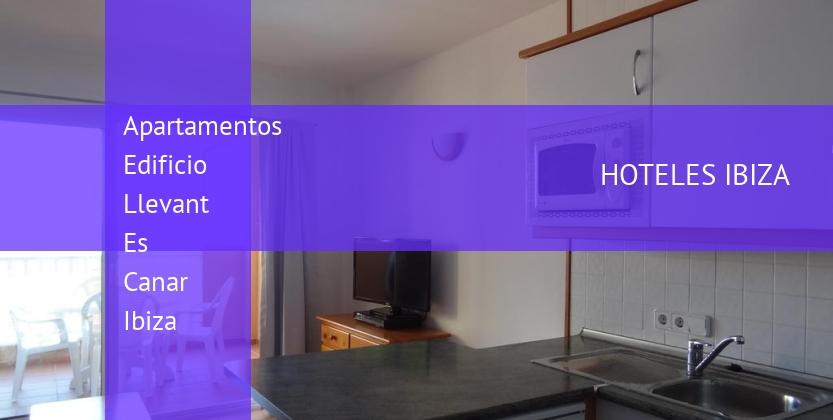 Apartamentos Edificio Llevant Es Canar Ibiza reservas