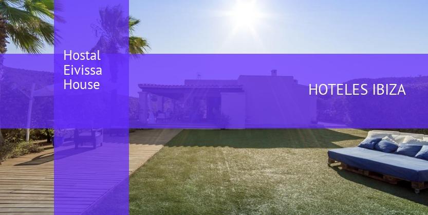 Hostal Eivissa House barato