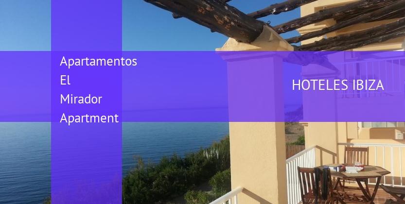 Apartamentos El Mirador Apartment baratos