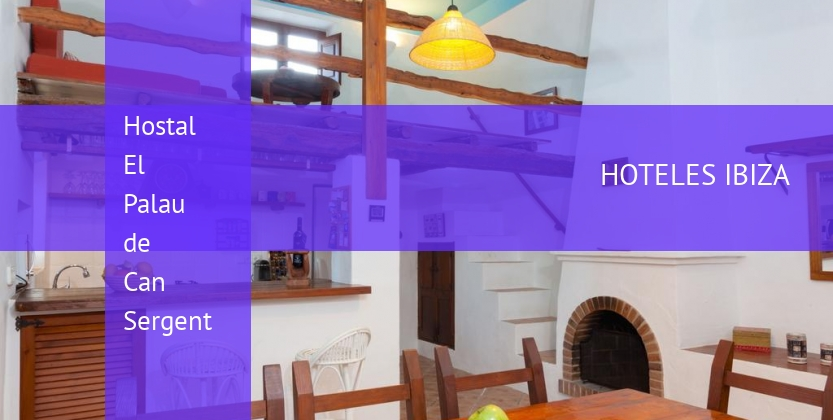 Hostal El Palau de Can Sergent booking