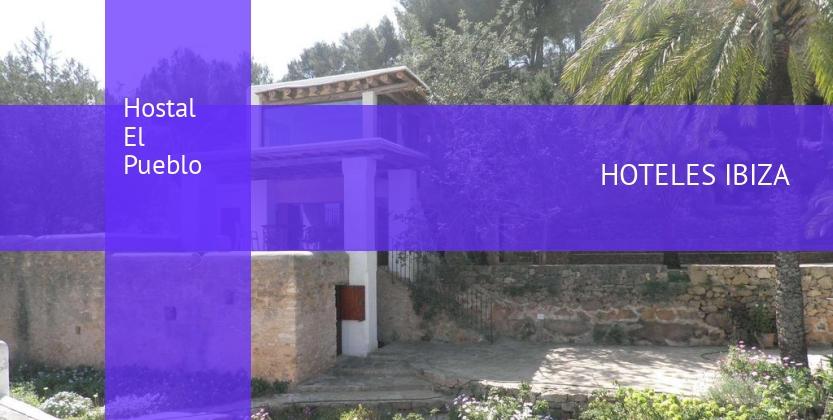 Hostal El Pueblo reservas