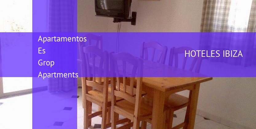 Apartamentos es grop apartments en oferta solo ibiza - Pisos baratos en ibiza ...