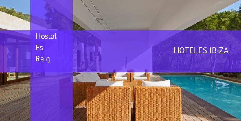 Hostal Es Raig booking