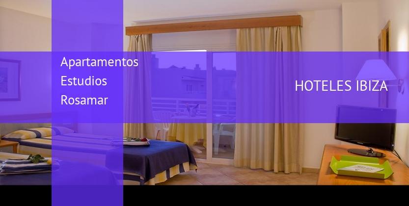 Apartamentos Estudios Rosamar barato