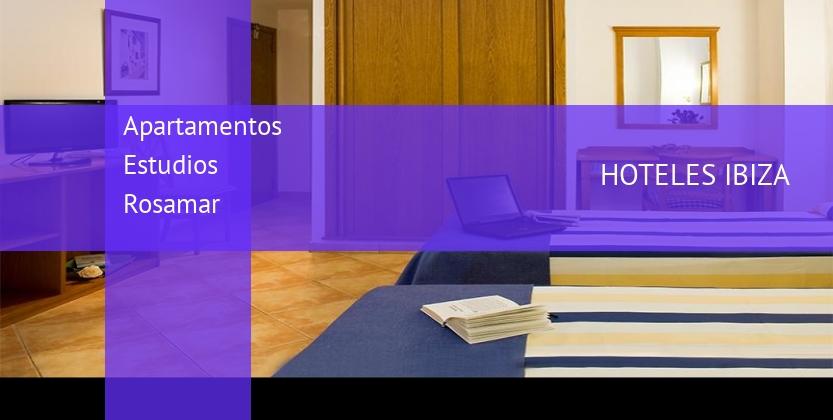 Apartamentos Estudios Rosamar baratos