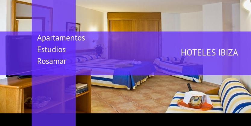 Apartamentos Estudios Rosamar reservas
