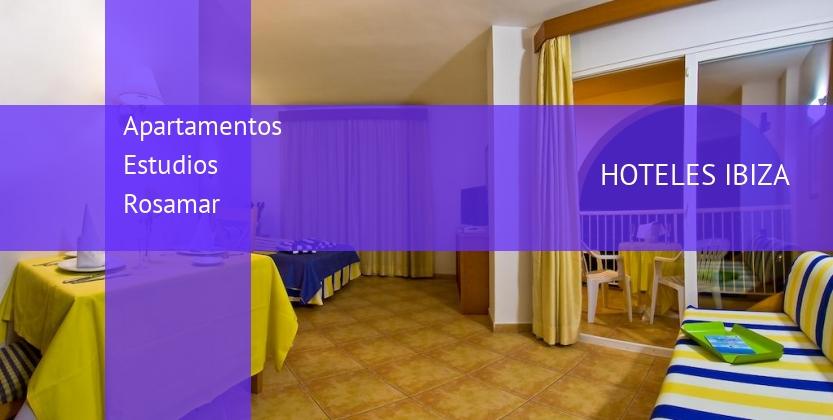 Apartamentos Estudios Rosamar reverva