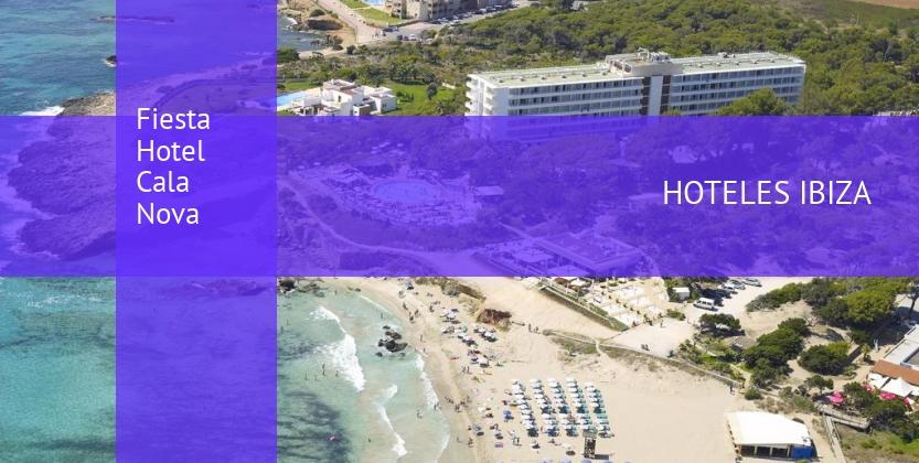 Fiesta Hotel Cala Nova booking