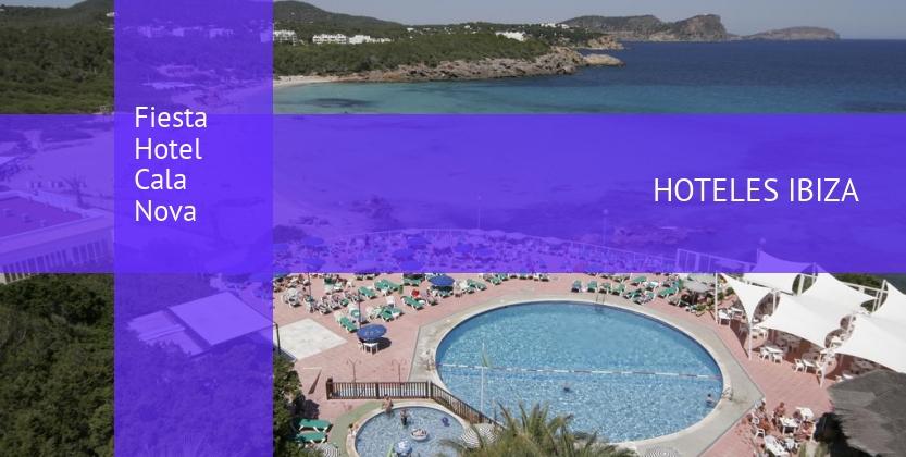 Fiesta Hotel Cala Nova reservas