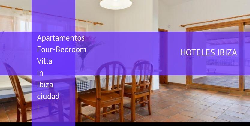 Apartamentos Four-Bedroom Villa in Ibiza ciudad I opiniones