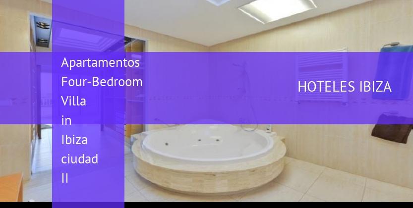 Apartamentos Four-Bedroom Villa in Ibiza ciudad II booking