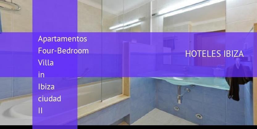 Apartamentos Four-Bedroom Villa in Ibiza ciudad II opiniones