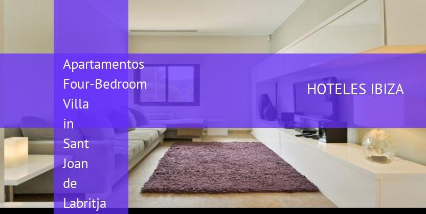Apartamentos Four-Bedroom Villa in Sant Joan de Labritja / San Juan with Terrace booking