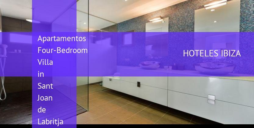 Apartamentos Four-Bedroom Villa in Sant Joan de Labritja / San Juan with Terrace opiniones