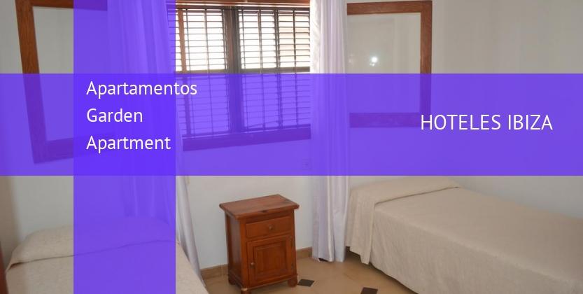 Apartamentos Garden Apartment reservas