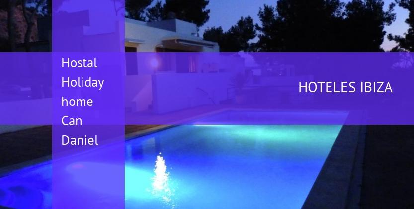 Hostal Holiday home Can Daniel baratos
