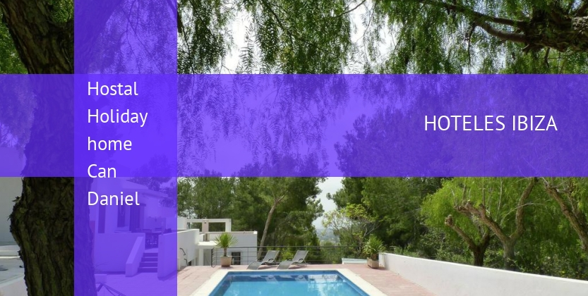 Hostal Holiday home Can Daniel opiniones