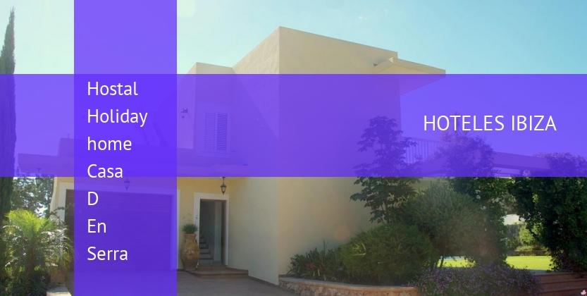 Hostal Holiday home Casa D En Serra opiniones