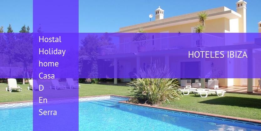 Hostal Holiday home Casa D En Serra reverva