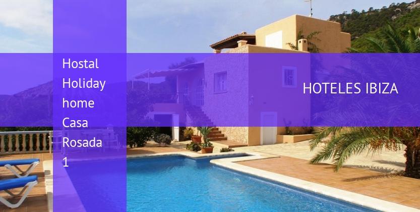 Hostal Holiday home Casa Rosada 1