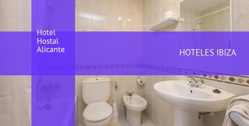 Hotel Hostal Alicante reservas
