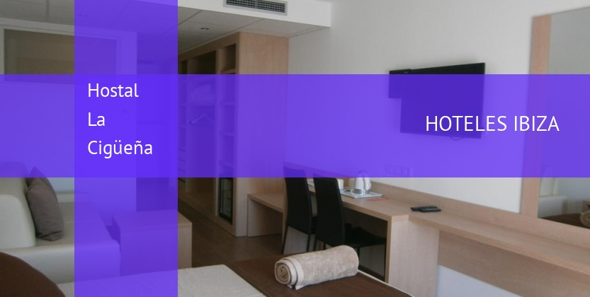 Hostal La Cigüeña booking