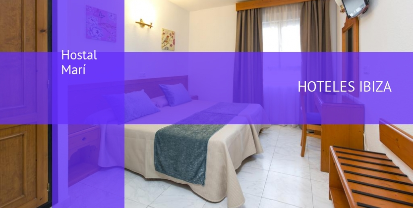 Hostal Marí booking