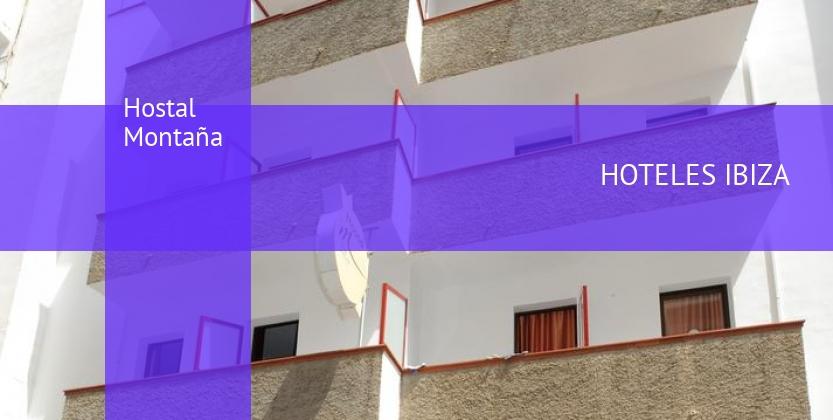 Hostal Montaña booking