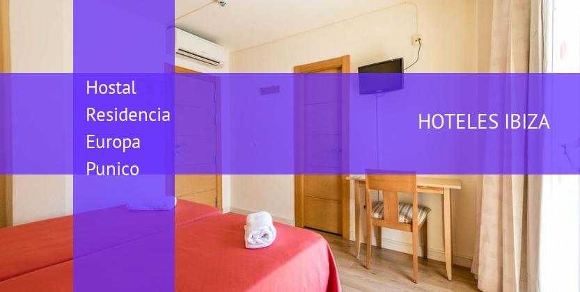 Hostal Residencia Europa Punico booking