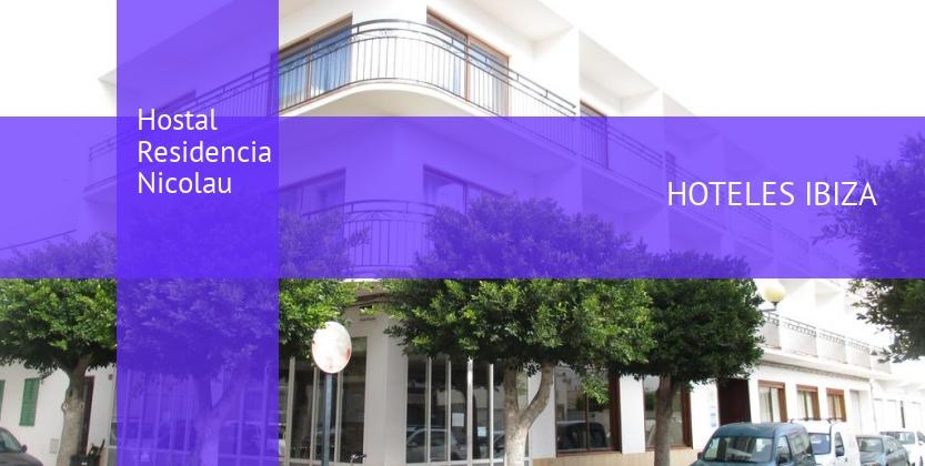 Hostal Hostal Residencia Nicolau