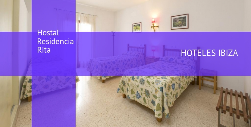 Hostal Residencia Rita baratos