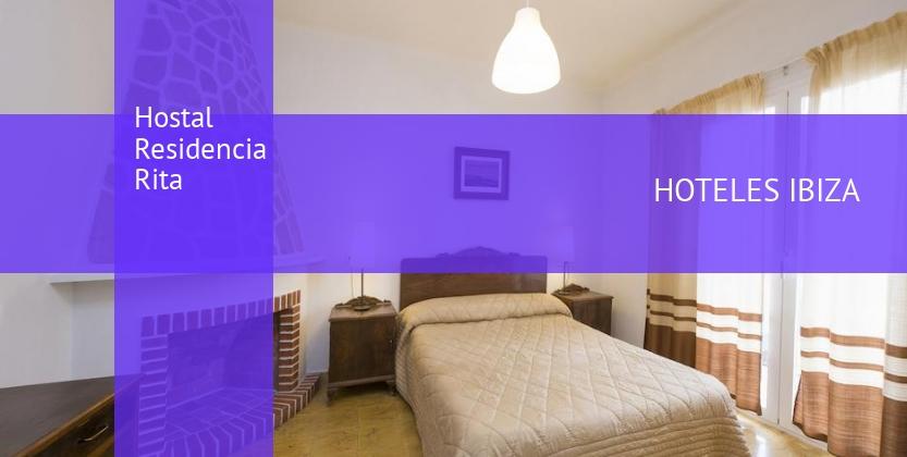 Hostal Residencia Rita reservas